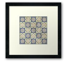 Pattern #12 Framed Print