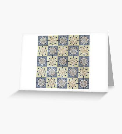 Pattern #12 Greeting Card