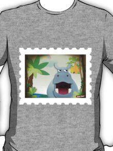 Hippo Hoppo - the jungle T-Shirt