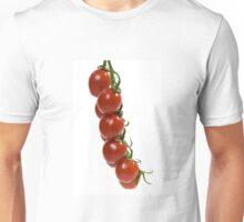 cherry tomatoes on the vine Unisex T-Shirt