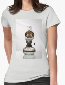 glass decorative oil lamp T-Shirt