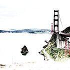 Golden Gate. by Fiinnn