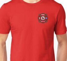 Fire Rescue Maltese Cross Unisex T-Shirt