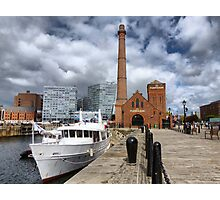 The Pump House. Photographic Print