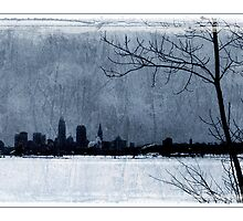 Icy Cleveland by Kenneth Krolikowski