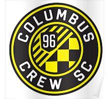 Columbus Crew SC Poster