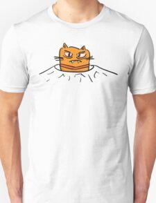 Grumpy Tunnel Cat T-Shirt