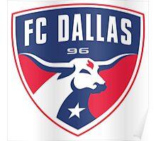 FC Dallas Poster