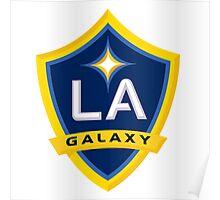LA Galaxy Poster
