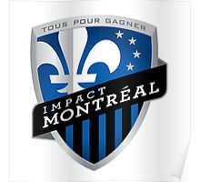 Montreal Impact Poster