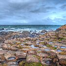Giants Causeway Northern Ireland by Brooke Becker