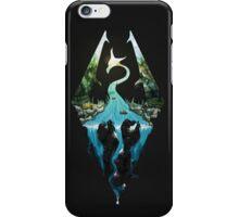 Skyrim Iphone case! iPhone Case/Skin