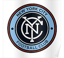 New York City FC Poster