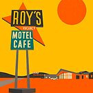 ROY'S CAFE by JazzberryBlue
