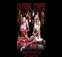 Cannibal Corpse by sportakuler