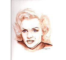 Marilyn Photographic Print