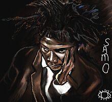 Jean-Michel Basquiat by Herbert Renard