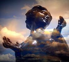 Astarte, Goddess of Love, Fertility and War. by Ben Loveday