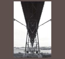 Under the Bridge One Piece - Short Sleeve