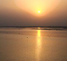 River Chenab HDR by Moazzam Ali