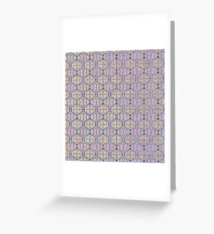 Pattern #14 Greeting Card