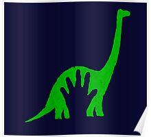the good dinosaur Poster