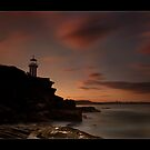 Hornby Lighthouse - Sydney by JayDaley