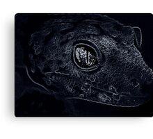Reptile Smiles Canvas Print