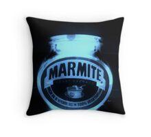 Marmite Throw Pillow