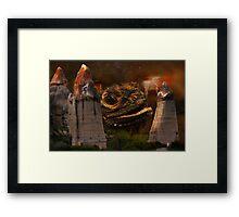 Dragonsworld Framed Print
