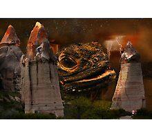 Dragonsworld Photographic Print