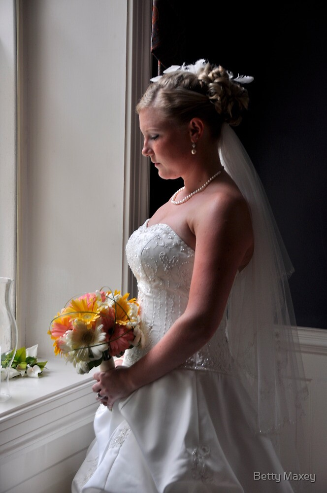 Bridal - 4 by Betty Maxey