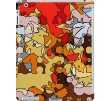 Unexpected Pattern No.9 iPad Case/Skin