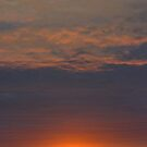 Fall Sunset 4 by Debbie  Maglothin