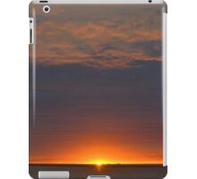 Fall Sunset 4 iPad Case/Skin