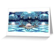 Chrystal Pimball Greeting Card