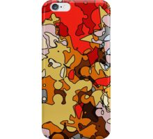 Unexpected Pattern No.9 iPhone Case/Skin