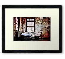 """""""Je rêve""""- I Dream Framed Print"""