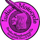 Indian Motorcycle logo 1921 by Kawka
