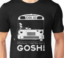 Action Figure + String + Bus = Napoleon's greatest moment Unisex T-Shirt