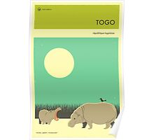 VISIT TOGO Poster