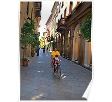 Milano Bike Ride Poster
