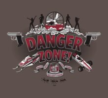 Danger Zone! by ianleino