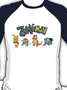 Zombmon T-Shirt