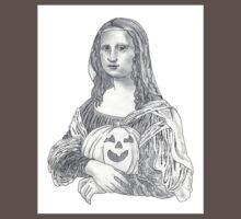 Mona Lisa Smile One Piece - Short Sleeve