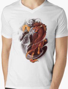 Vallen of the Fallen Star Mens V-Neck T-Shirt