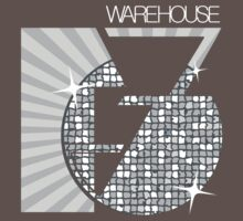 Warehouse 13 Disco Baby Tee