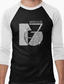Warehouse 13 Disco Men's Baseball ¾ T-Shirt