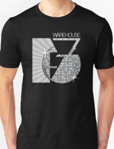 Warehouse 13 Disco Unisex T-Shirt