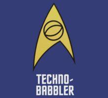 Technobabbler by ideedido